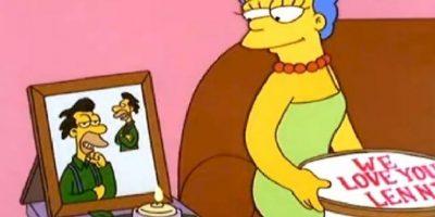 """""""Lenny"""" Foto:vía Twitter"""