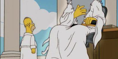 """""""Dios"""" Foto:vía Twitter"""