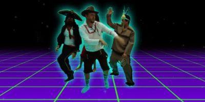 Video: Baile, imágenes vintage y colores pastel en lo nuevo de Tijuana Love