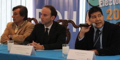 "PDH se suma al ""ejército"" de observadores para comicios"