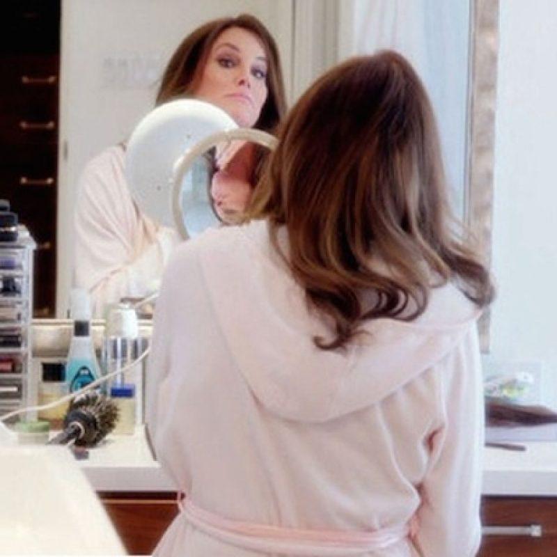 Cailtyn Jenner lució en traje de baño a pesar de no sentirse lista para hacerlo. Foto:Instagram/Enews