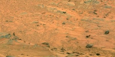 Fotografía original de la NASA, tomada por el explorador Spirit. Foto:NASA – Foto original http://photojournal.jpl.nasa.gov/jpeg/PIA10214.jpg