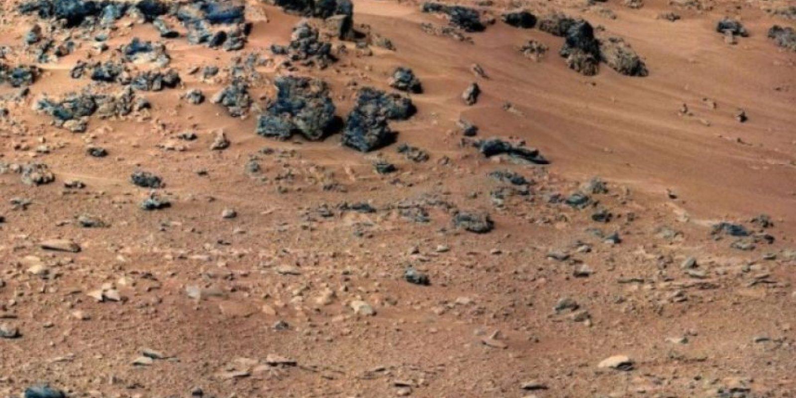 Fue descubierta en mayo de 2013. Foto:NASA – Foto original en http://www.nasa.gov/mission_pages/msl/multimedia/pia16204.html