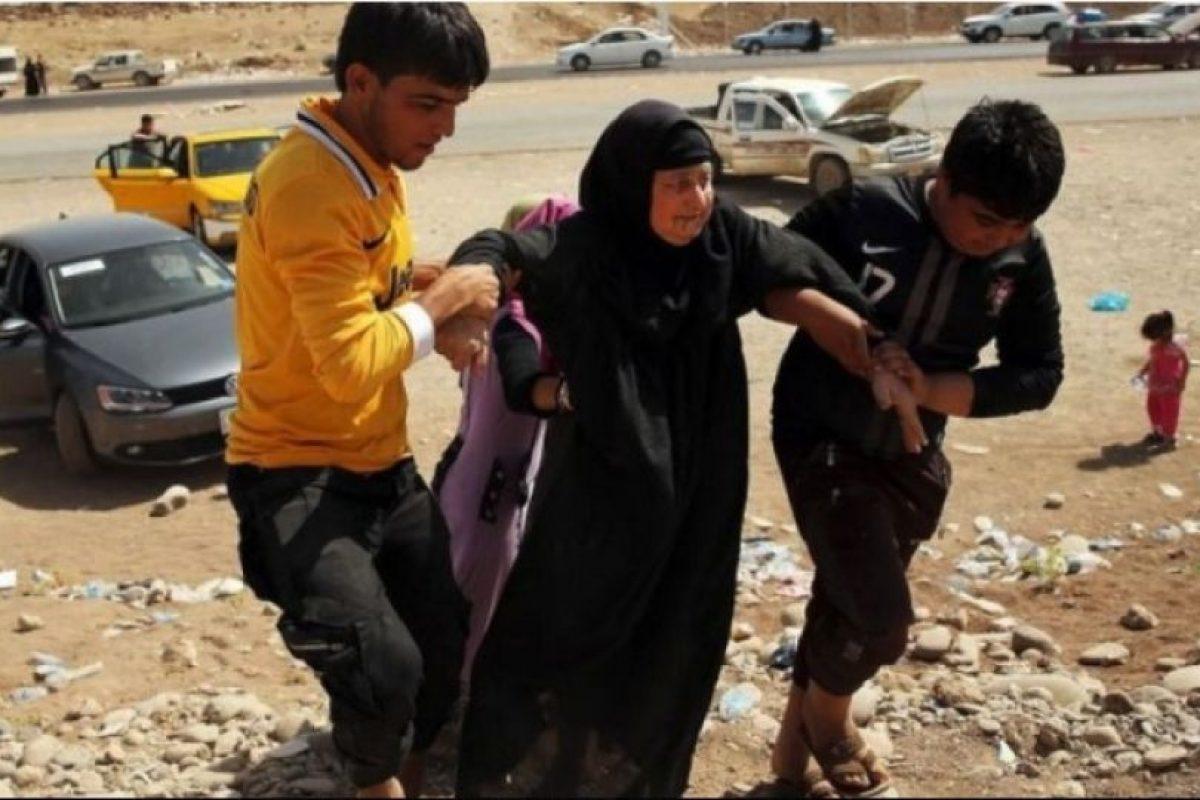 De 1 a 9 años: 200 mil dinares (172.12 dólares) Foto: Getty Images