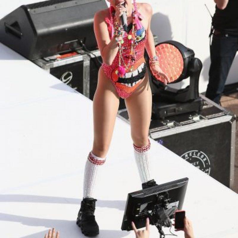 """Ahora, canciones como """"The Whip"""" lo han puesto de moda entre grandes y chicos. Foto:Getty Images"""