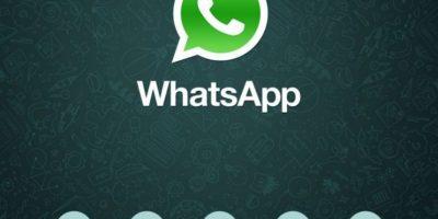 27% de todos los selfies en Internet se comparten en WhatsApp. Foto:Pinterest