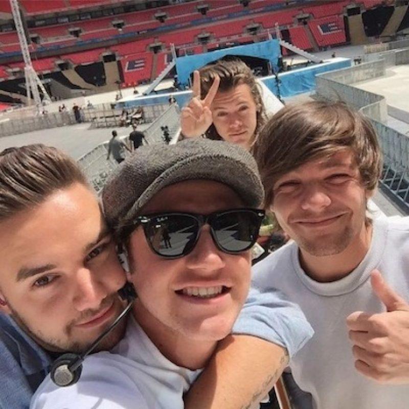 """One Direction convirtió su nuevo tema """"Drag Me Down"""" en la canción más escuchada a través de Spotify Foto:Facebook/OneDirection"""