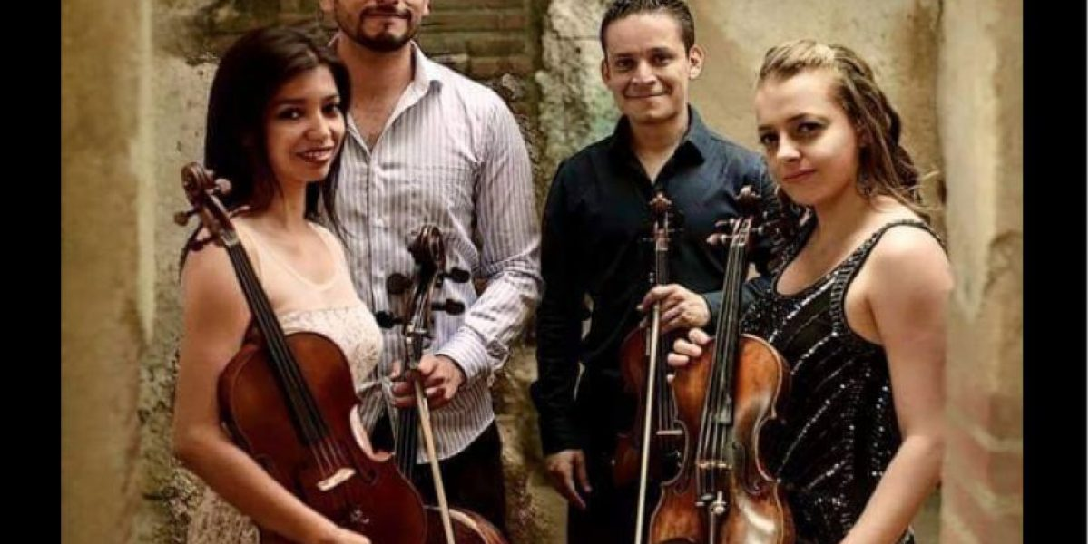 El Cuarteto Asturias interpretará lo mejor del rock británico