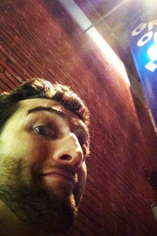 Y sigue trabajando en series de televisión y cortometrajes. Foto:Vía instagram.com/heyclaytron