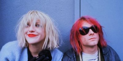 Kurt Cobain se casó con Courtney Love en 1992 Foto: IMDb