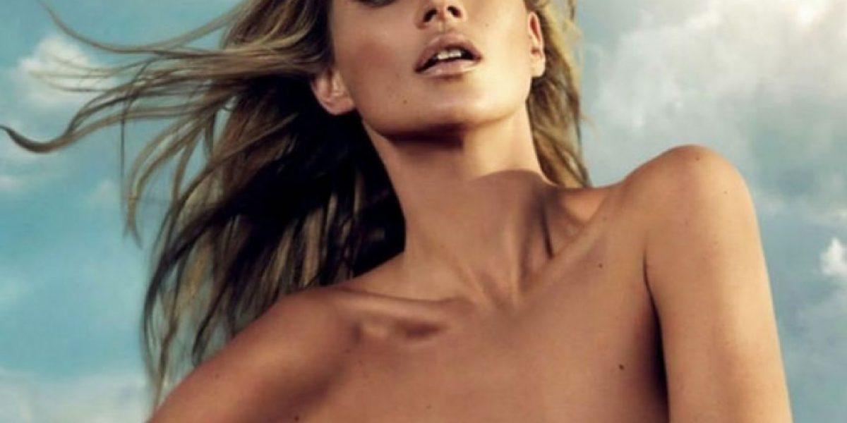 Captan a Kate Moss sin maquillaje y demacrada en medio de una crisis matrimonial