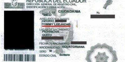 """Ellos asociaron nombres femeninos como """"Shirley"""", """"Yamileth"""" y """"Sharon"""", a un bajo estrato social, informó el periódico chileno La Tercera. Foto:NombresRaros.info"""