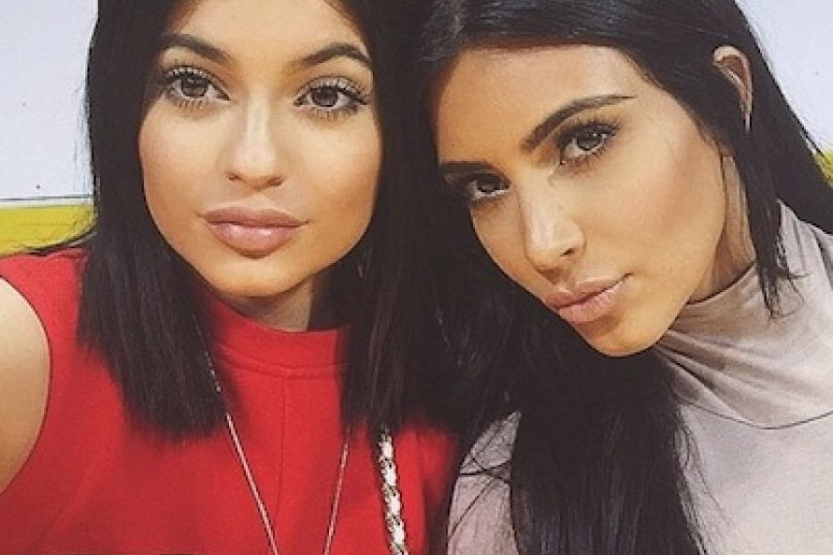 Kylie siente gran admiración por su hermana Foto:Instagram/KimKardashian