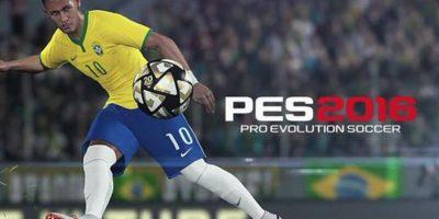 PES 2016 (2015). Foto:Konami