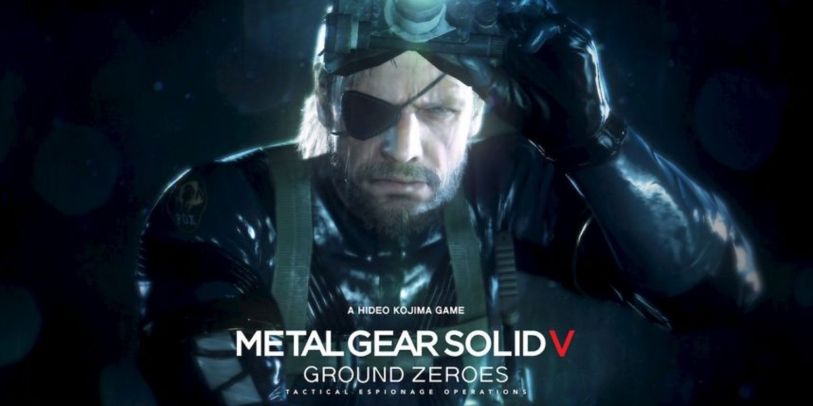Metal Gear Solid V: Ground Zeroes (2014). Foto: Konami