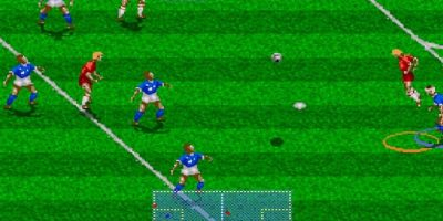 International Superstar Soccer (1994). Foto: Konami