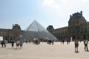 Museo del Louvre. Foto:Getty Images