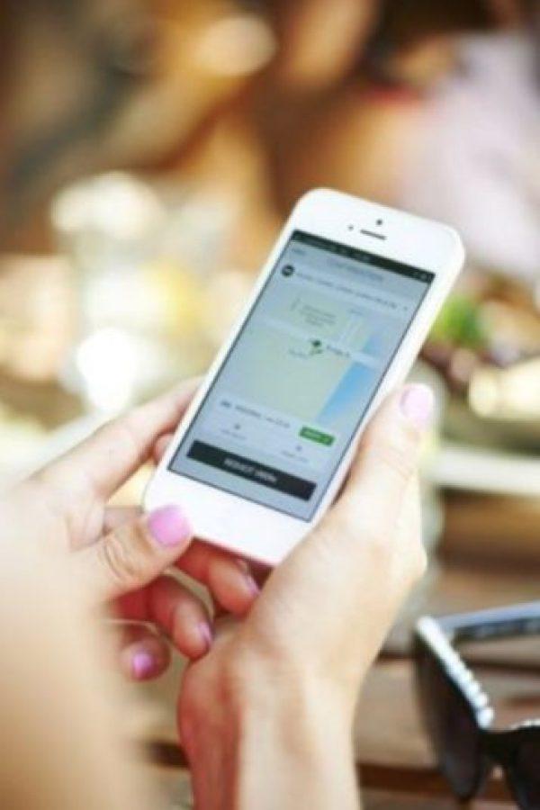6) Es posible agregar su lugar de origen y destino, así podrán conocer cuánto costará el viaje. Foto:Uber