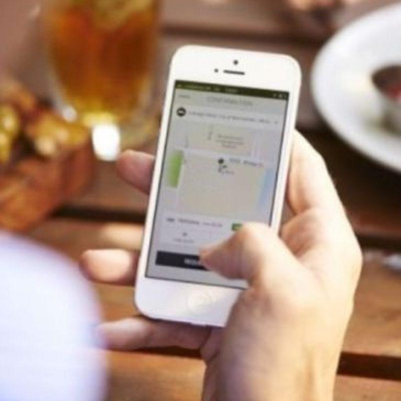 13) Pueden solicitar el servicio para alguien más sin necesidad de que ustedes estén a su lado. Solo basta que llamen al conductor y le den todas las referencias. Foto:Uber