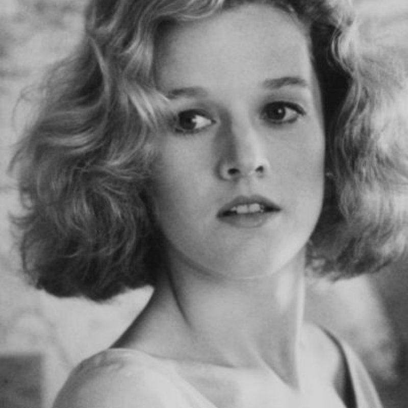 """Le dio vida a """"Joyce Palmieri"""" , la exesposa del narcotraficante que persigue """"Kimble"""" Foto:IMDB"""