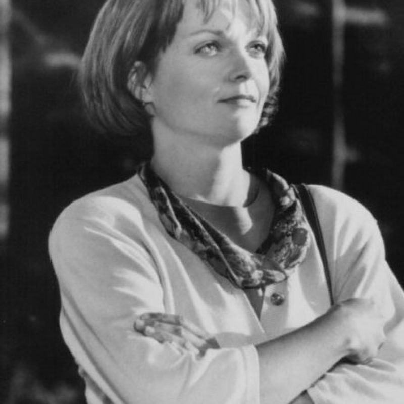 "Para este filme se convirtió en la compañera de ""Kimble"", la detective ""Phoebe O'Hara"" Foto:IMDB"