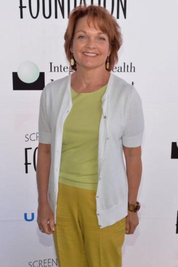 """La actriz ahora tiene 66 años y también es recordada por su papel en la película """"Junior"""". Foto:Getty Images"""