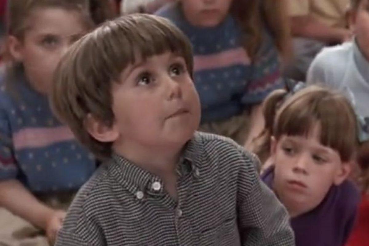 """Interpretó a """"Joseph"""", más recordado por su frase: """"Los niños tiene pene y las niñas vagina"""". Foto:YouTube"""