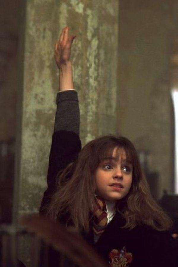 """Es reconocida por su papel como """"Hermione Granger"""" en las mundialmente exitosas películas de """"Harry Potter"""" Foto:IMDB"""