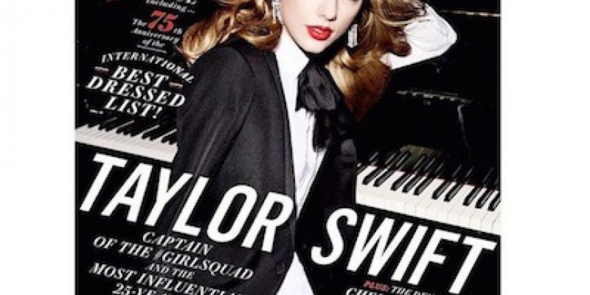 Taylor Swift desea ser como Angelina Jolie