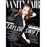 """Taylor Swift confesó a """"Vanity Fair"""" su profunda admiración hacia la actriz de Hollywood. Foto:Instagram/TaylorSwift"""