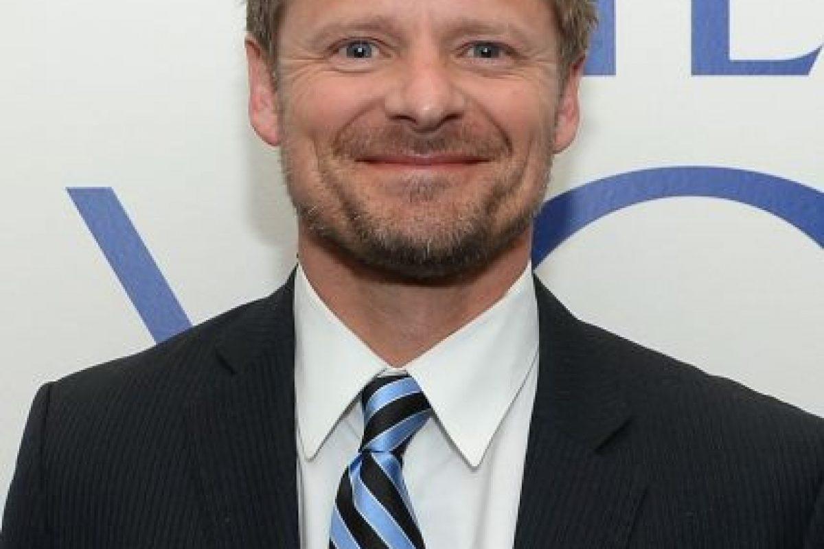 Ahora tiene 47 años y es famoso por realizar pequeñas apariciones en comedias. Foto:Getty Images