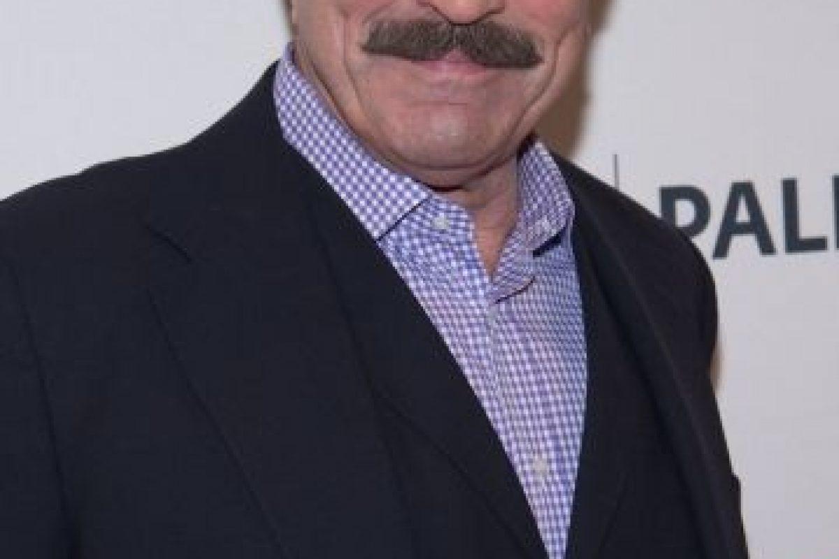 Ahora tiene 70 años y es un afamado actor, guionista y productor de cine. Foto:Getty Images