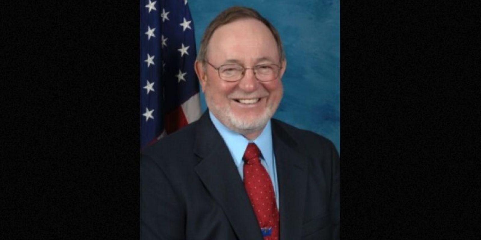 """El congresista republicano recibió críticas muy fuertes cuando se refirió como """"espaldas mojadas"""" a los trabajadores latinos. Foto:Wikipedia.org"""