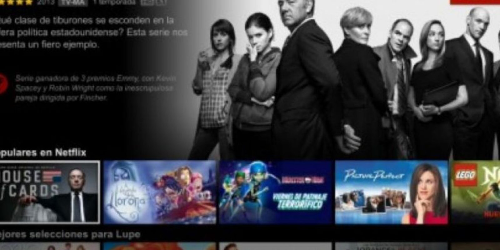 2- Aunque no lo crean, Adam Sandler firmó un contrato por cuatro películas con Netflix. Foto:Netflix