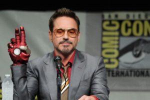 """En 2007, aceptó interpretar al excéntrico """"Tony Star"""", creador de """"Iron Man"""". Foto:Getty Images"""