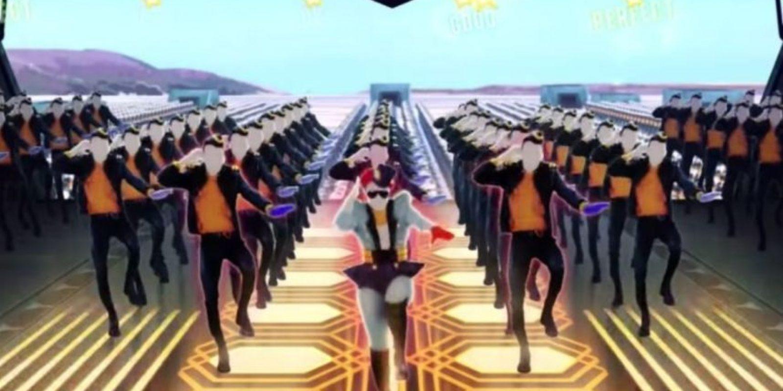 """Hey Mama"" – David Guetta ft. Nicki Minaj, Afrojack & Bebe Rexha. Foto:Ubisoft"