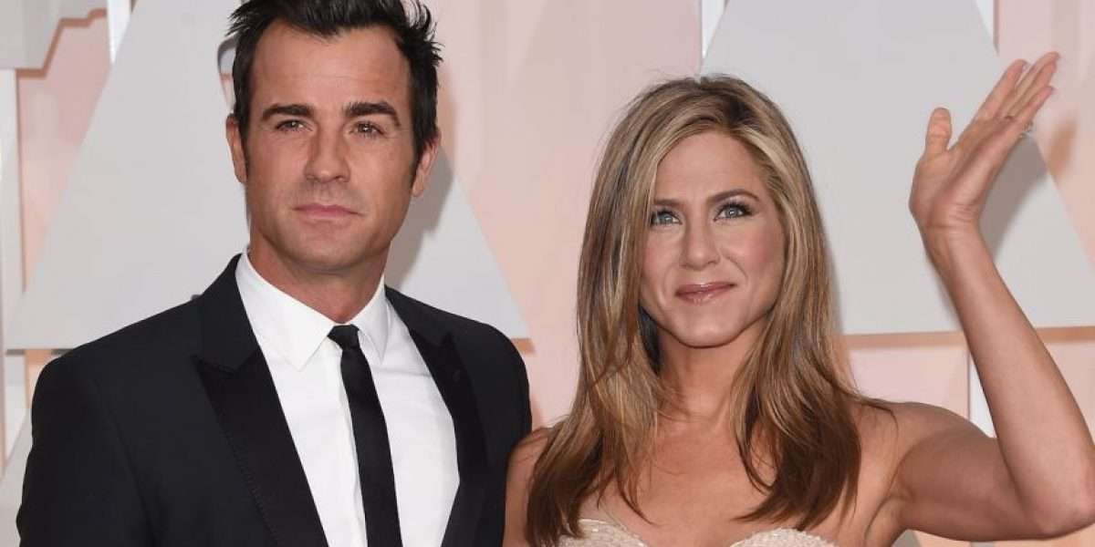 Jennifer Aniston y Justin Theroux ya son esposos