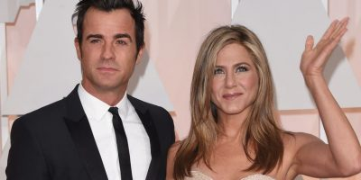 Jennifer Aniston y Justin Theroux ya son esposos