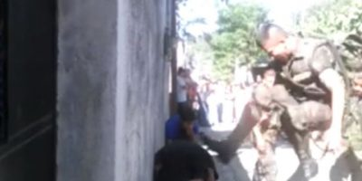 Cinco soldados fueron detenidos por la golpiza a adolescentes