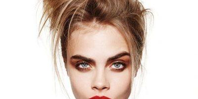 Aquí, en editorial. Foto:vía Vogue