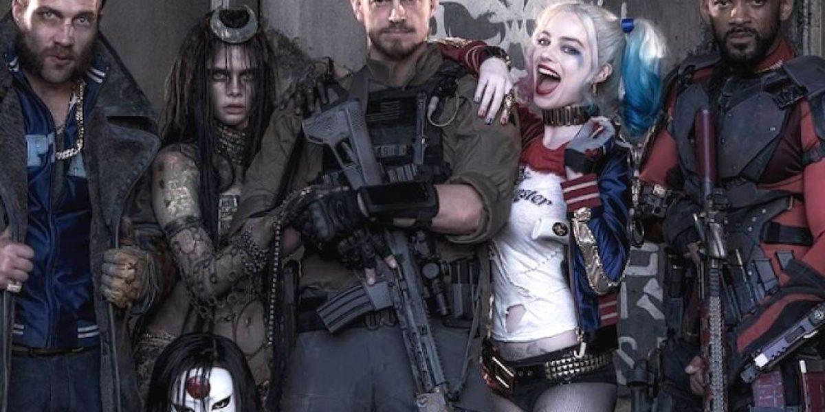Mira el primer video del Joker y Harley Quinn en
