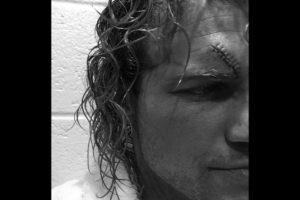 Así terminó Ziggler después de su pelea en Payback Foto:WWE