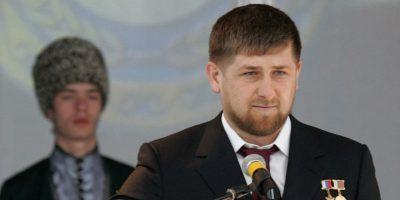 Hijo del presidente checheno asesinado Ajmat Kadýrov, accedió al cargo de primer ministro tras la muerte en accidente de su predecesor Serguéi Abrámov Foto:Getty Images