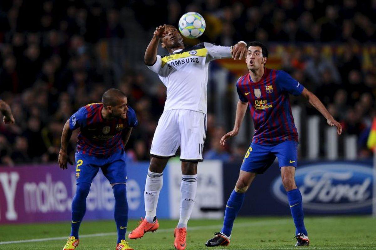 Chelsea eliminó con marcador de 3-2 al Barça Foto:Getty Images
