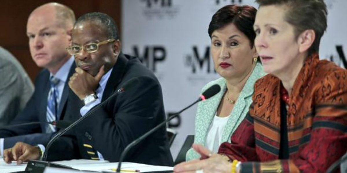 """Comunidad internacional: """"Estamos complacidos con el trabajo de investigación del MP y la CICIG"""""""