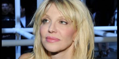 Courtney Love Foto: Agencias