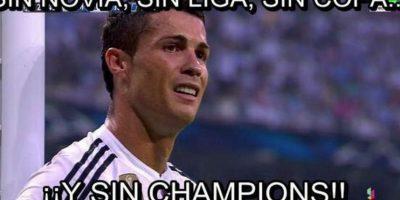 Las burlas contra Cristiano Ronaldo por perder la Liga española