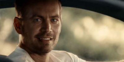 """Esa fue la última vez que lo vi"""", agregó Diesel. Foto:YouTube"""