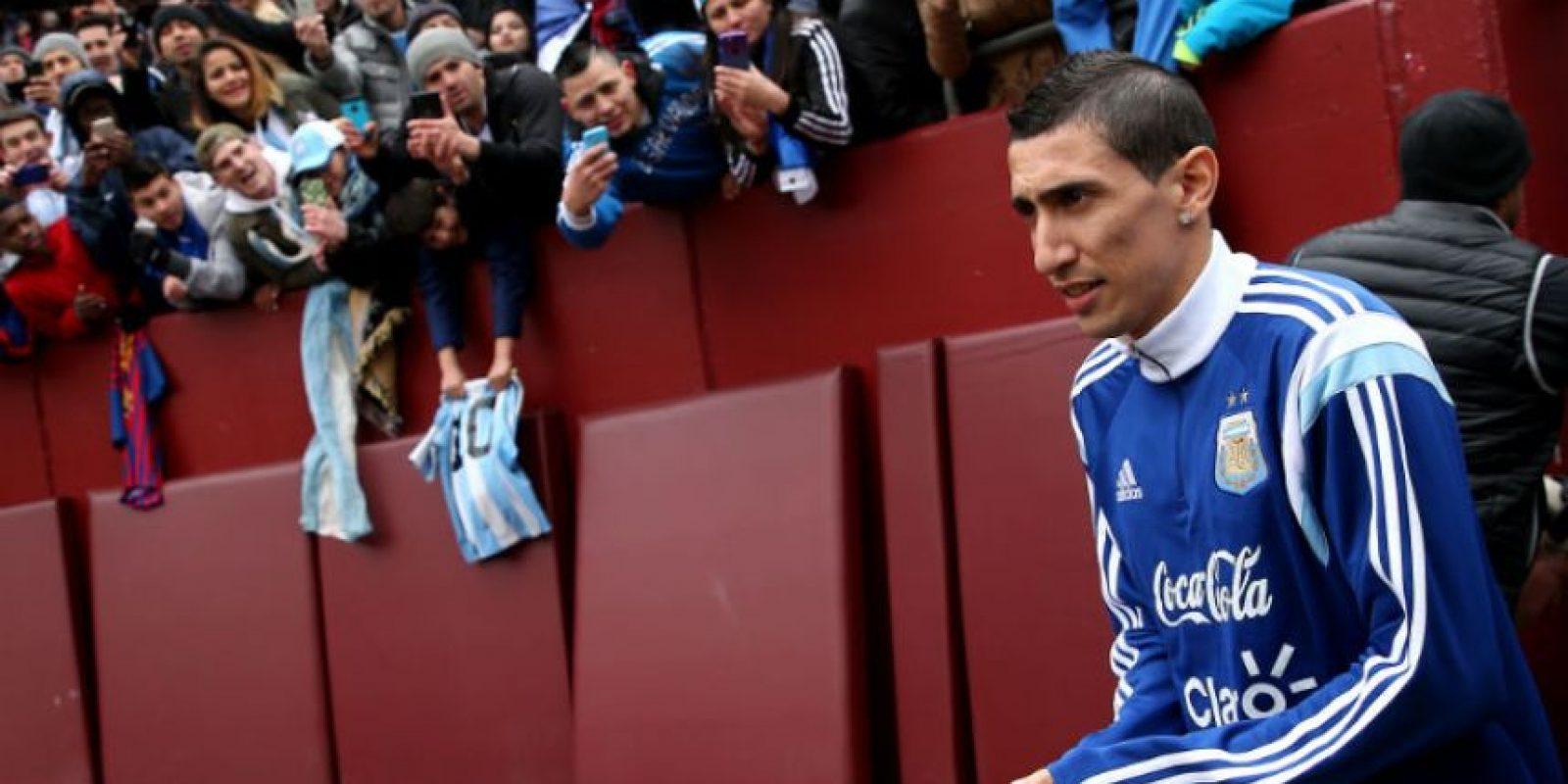 Es seleccionado argentino Foto:Getty Images