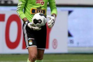 PORTEROS: Diego Penny (Sporting Cristal), Salomón Libman (Universidad César Vallejo, Perú), Pedro Gallese (Juan Aurich, Perú). Foto:Getty Images